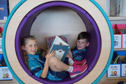 Pimpama Library Tube
