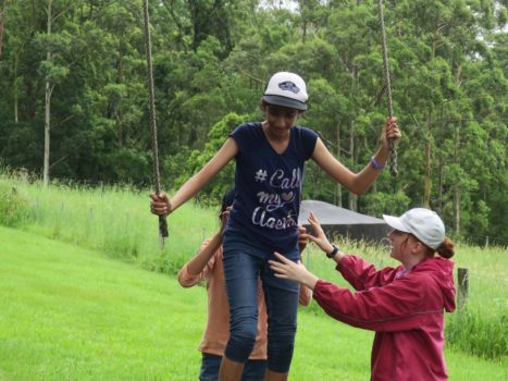 Year 8 Camp 8