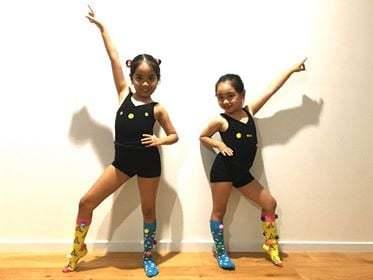 Silly sock dance activity