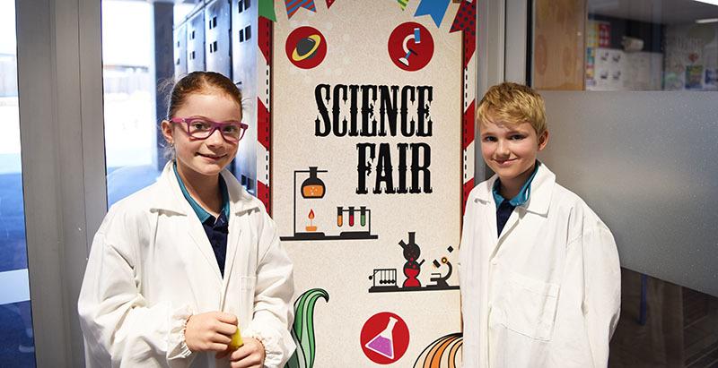Year 5 Science Fair