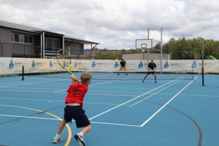 Tennis Teacher Vs Student 4