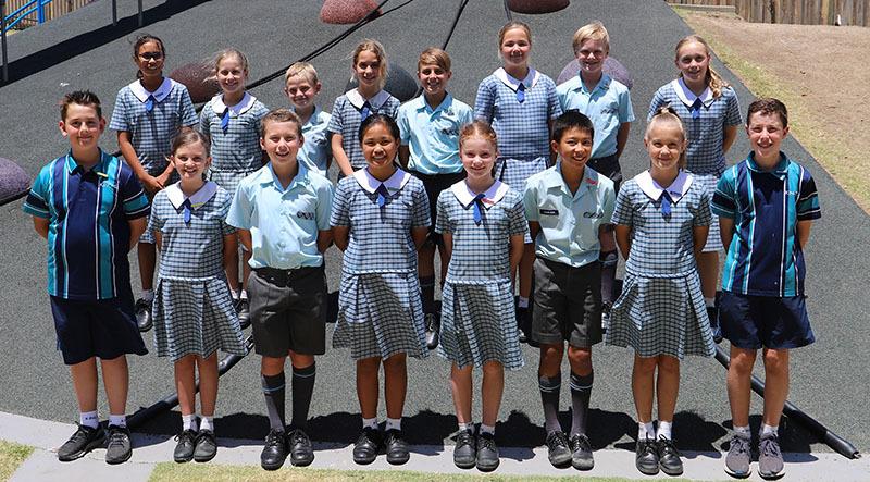 2021 Primary Captains