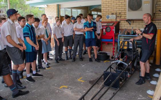 Engineery Race Car 1