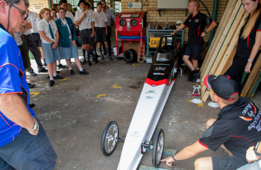 Engineery Race Car 12