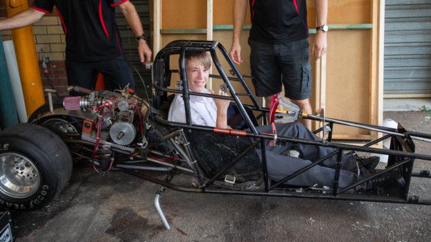 Engineery Race Car 3
