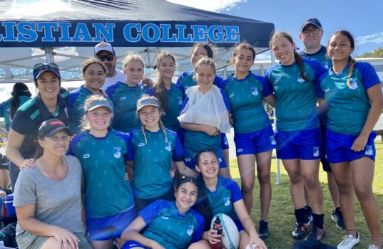 Girls Rugby 7S 2020