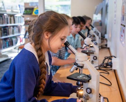 Library National Science Week 1