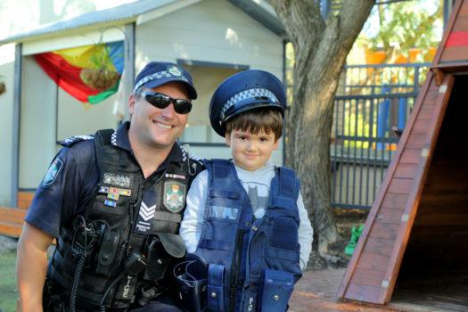 Noahs Ark Police Visit July 10