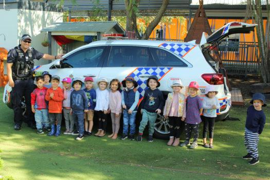 Noahs Ark Police Visit July 11