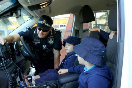 Noahs Ark Police Visit July 13