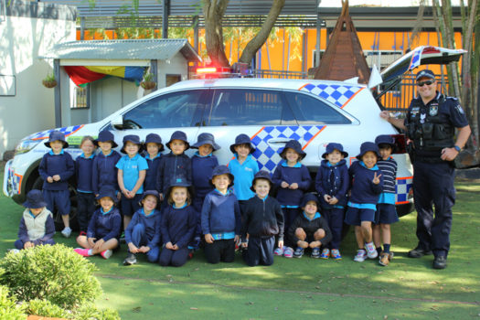 Noahs Ark Police Visit July 14