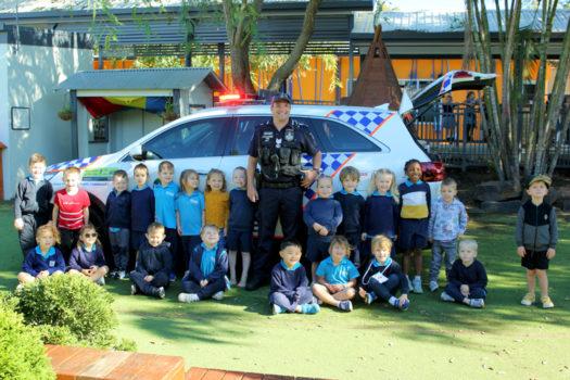Noahs Ark Police Visit July 3