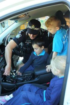 Noahs Ark Police Visit July 7