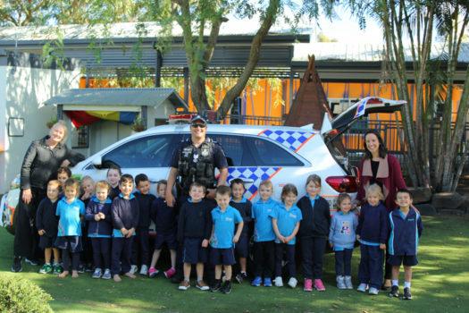 Noahs Ark Police Visit July 8
