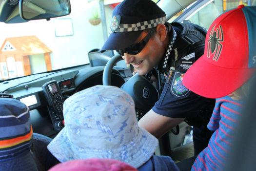 Noahs Ark Police Visit July 9