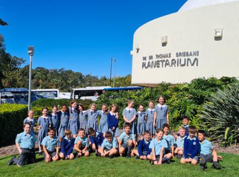 Year 3 Planetarium Excursion 23