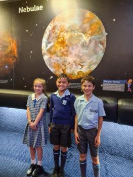Year 3 Planetarium Excursion 5