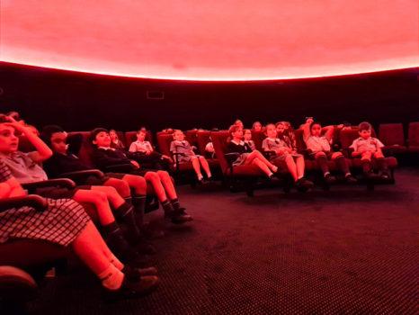 Year 3 Planetarium Excursion 6