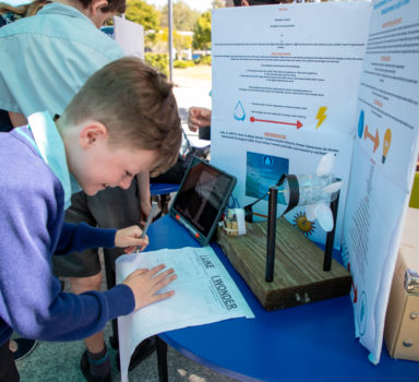 Year 5 Science Expo 10
