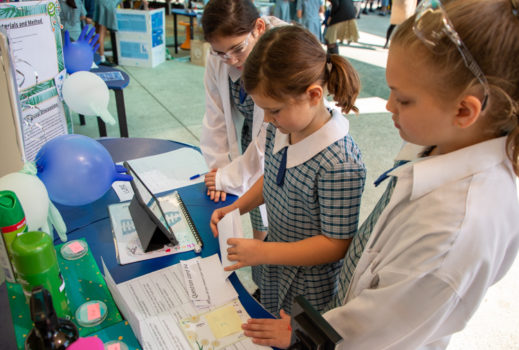 Year 5 Science Expo 14