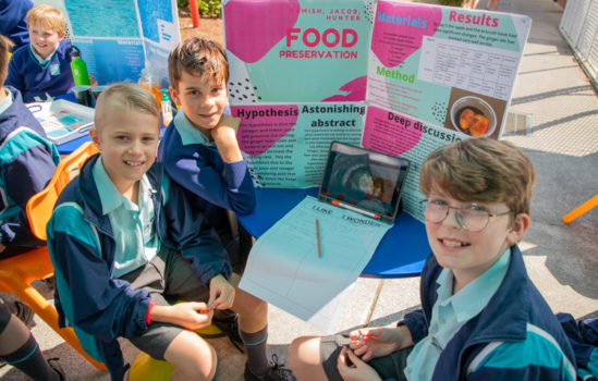 Year 5 Science Expo 18