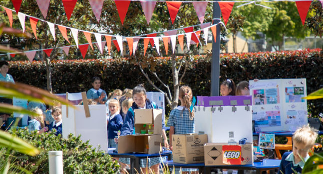 Year 5 Science Expo 22