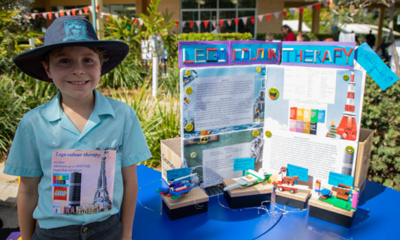 Year 5 Science Expo 23