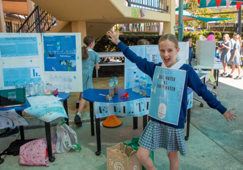 Year 5 Science Expo 3