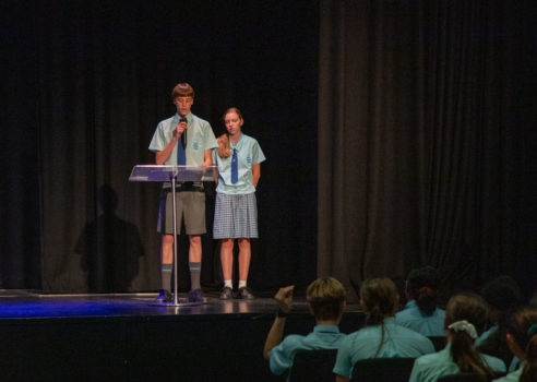 Years 8 9 Honours Assembly Sem 1 1