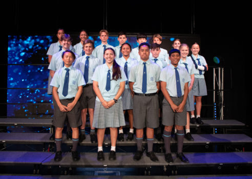 Years 8 9 Honours Assembly Sem 1 18