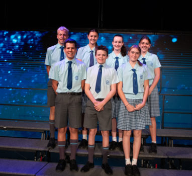 Years 8 9 Honours Assembly Sem 1 24