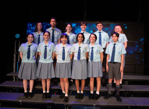 Years 8 9 Honours Assembly Sem 1 25