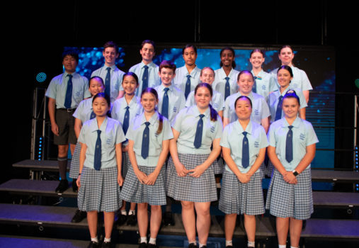 Years 8 9 Honours Assembly Sem 1 28