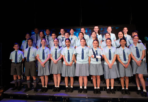 Years 8 9 Honours Assembly Sem 1 38