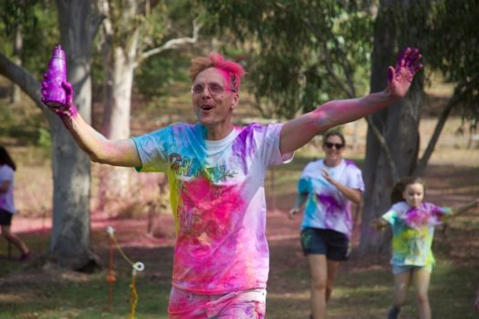 Colour Run For Cbd Week