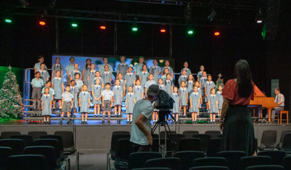 Channel 7 Recording Kings Choir 2020 Web 3
