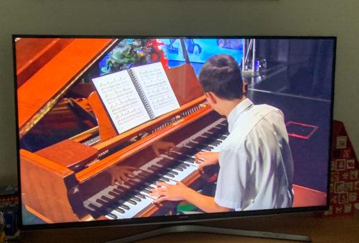 Kings Choir On Channel 7 2020 1