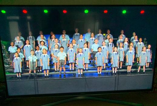 Kings Choir On Channel 7 2020 2