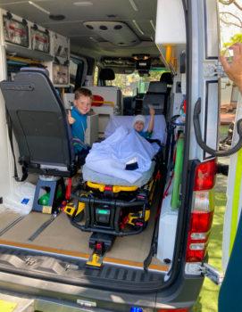 Noahs Ambulance Visit Term 4 2020 6