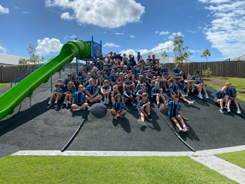 King's Pimpama Year 5 group 2021
