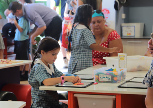 Prep First Day Term 1 2