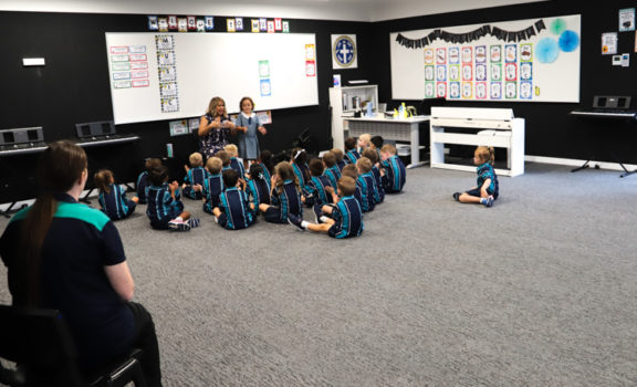 Music Classroom 8