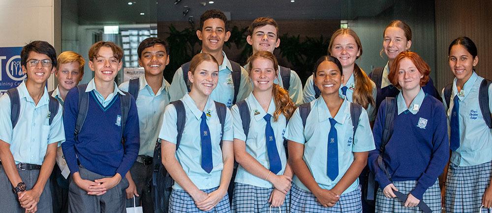 King's Pimpama Middle School Captains