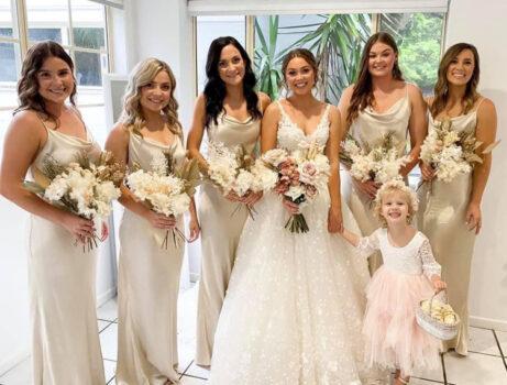 Olivia Wedding 2