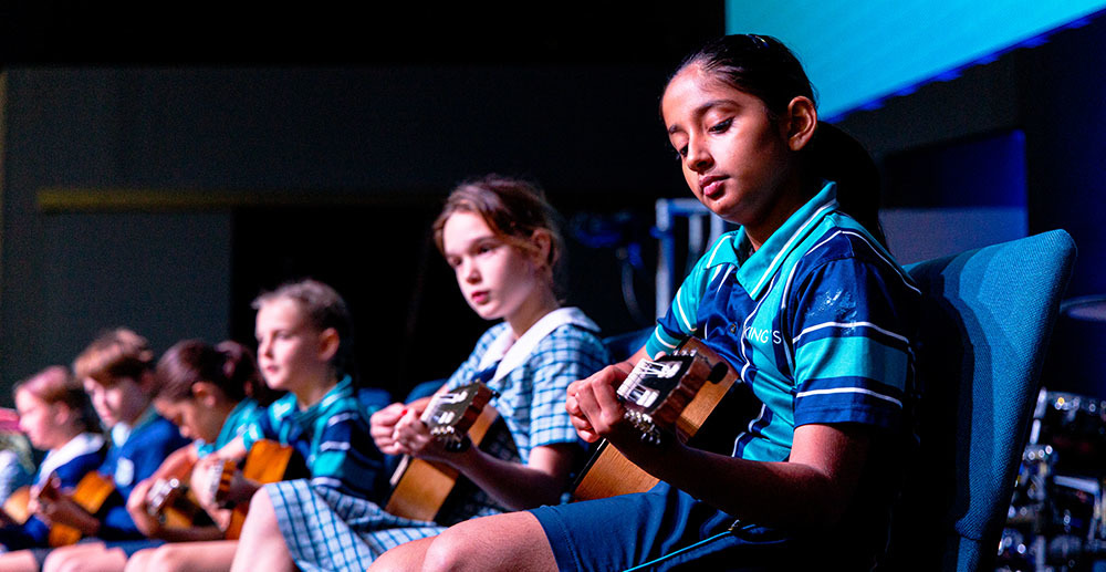 Year 4 Instrumental Music | King's Christian College