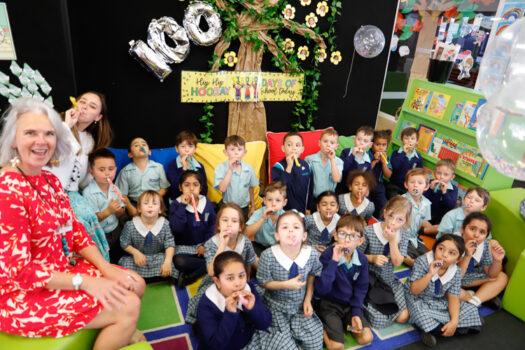 100 Days School 5