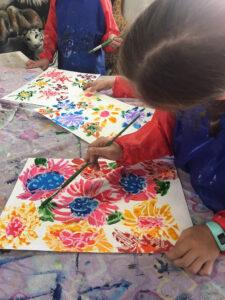 Yr 2 Batik 3