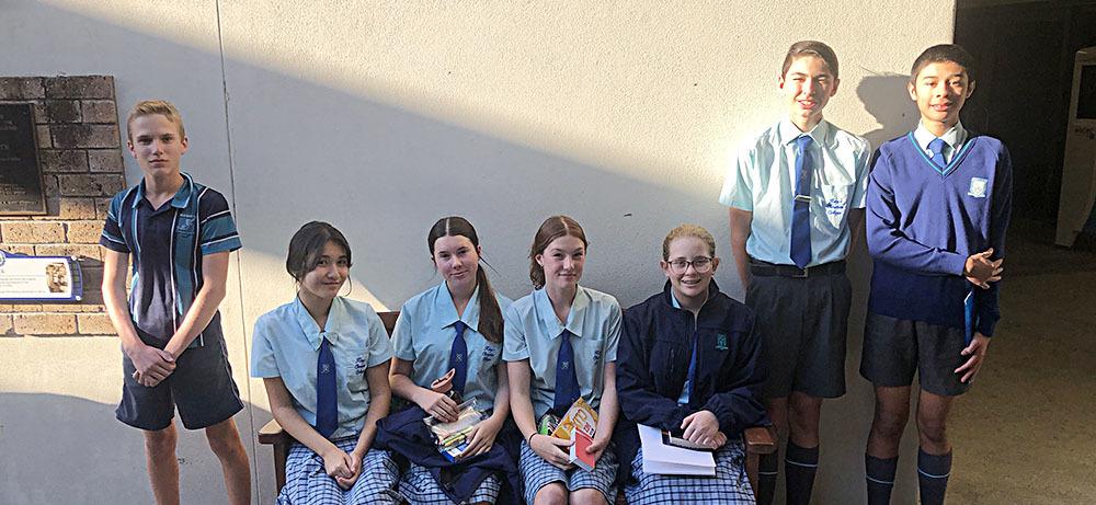 King's Pimpama Junior A Debating Team