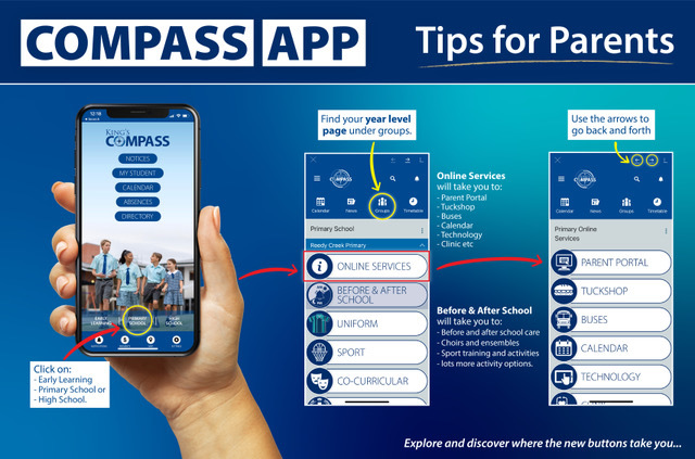 Compass App preview