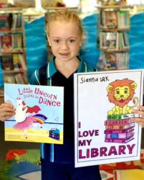 Winners For Library Colouring Comp 20212